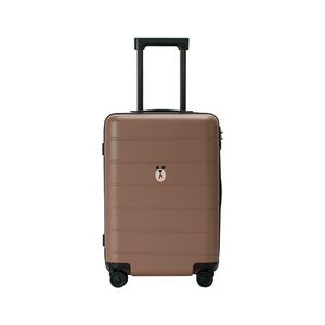 "90FUN Trolley Suitcase 20"" Brown"
