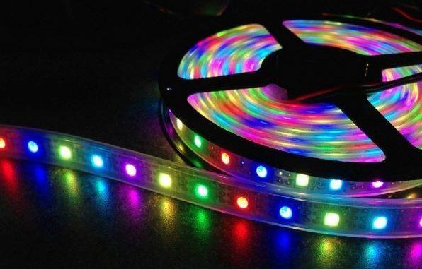 Comprar tiras LED baratas en AliExpress
